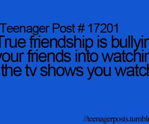 friendship, true, and teenager post image