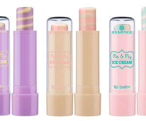 essence and lip balm image