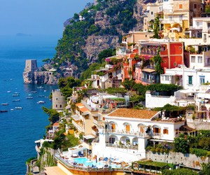 summer, house, and italy image