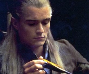 Legolas, lord of the rings, and hobbit image