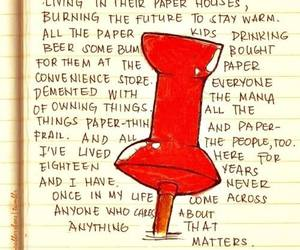 paper towns, john green, and quotes image