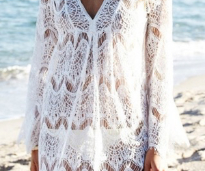 lace dress and white image