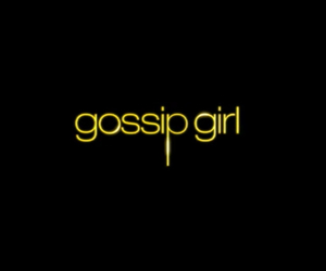 gossip girl, xoxo, and gossip image