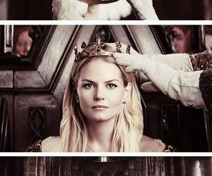 once upon a time, emma swan, and Queen image