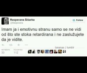 balkan, retard, and ljubav image