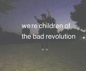 grunge, bad, and revolution image