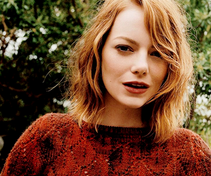 Cover Girl, emma stone, and model image