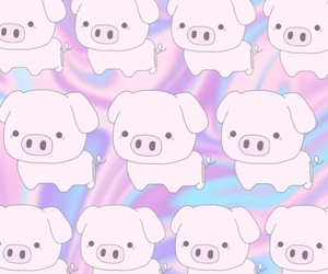 background, cool, and pigs image