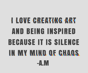 art, craft, and inspired image