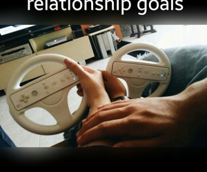 gamer, goals, and Relationship image