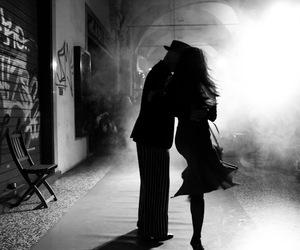 dancers, tango, and dance image