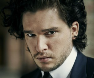 jon snow, kit harington, and game of thrones image