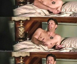 boys, dean, and supernatural image