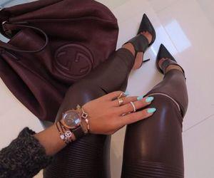 fashion, gucci, and nails image