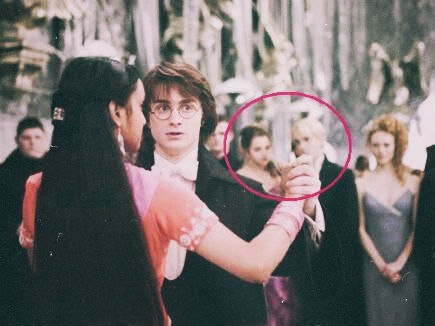 harry potter and dance image