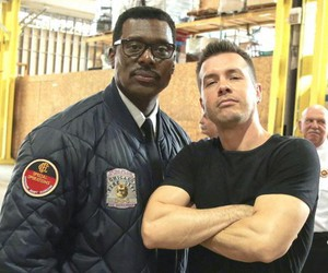 jon seda and eamonn walker image