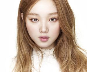 girl, model, and korean image
