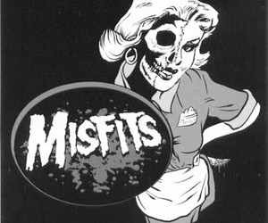 misfits and music image