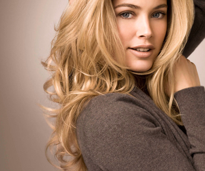 blond, hair, and model image