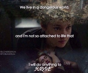 insurgent, divergent, and tris prior image