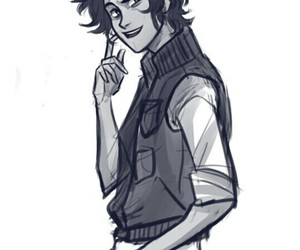 leo valdez, Leo, and percy jackson image