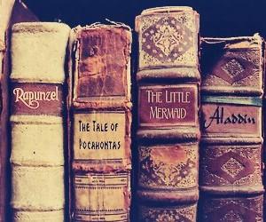 book, disney, and rapunzel image