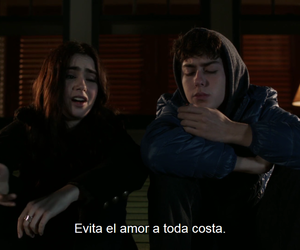 love, stuck in love, and frases image