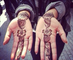 beautiful, love, and henna image
