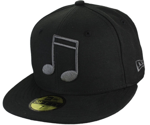 black, cap, and cool image