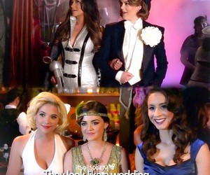 Halloween, paige, and pll image