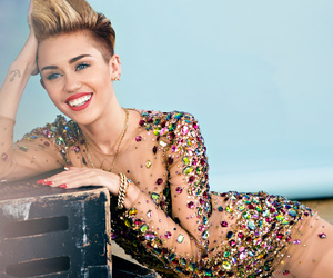 miley cyrus, cute, and love image
