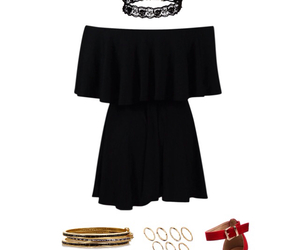 dress and Polyvore image