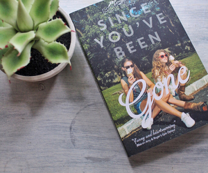 book, since you've been gone, and morgan matson image