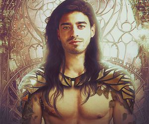 meliorn and shadowhunters image