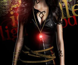 izzy, the mortal instruments, and tmi image