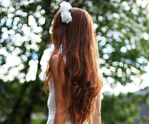 hair, outfit, and style image