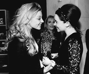 Natalie Dormer, game of thrones, and emilia clarke image
