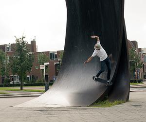alternative, skateboard, and skater image