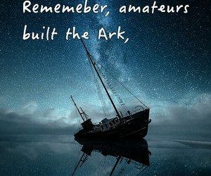 quote and titanic image