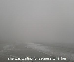 sadness, sad, and quotes image