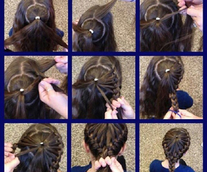 braids and hair styles image
