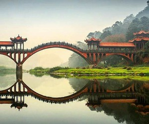 china and bridge image