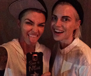 phoebe dahl, so cute, and ruby rose image