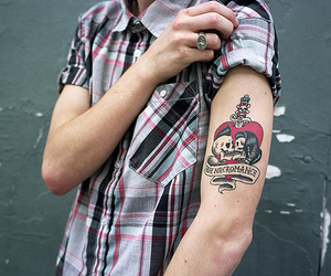 tattoo and rockabilly image
