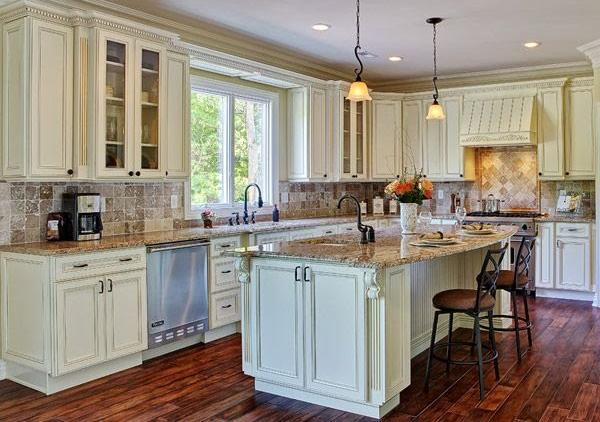 Kitchen Designs The Decoration Of Kitchen That Looks So Amazing With Cool Concepts Ivory Kitchen Cabinets Best Example Picture White Color Wall Roofing Best Ideas Concepts Decoration Ivory Kitchen Cabinets Best Ideas