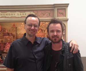 Mark Ryden and aaron paul image