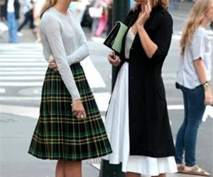 fashion, new york, and style image