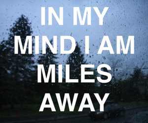 quote, mind, and grunge image