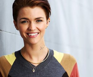 tv show, ruby rose, and orange is the new black image