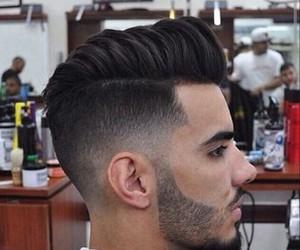 hair and man image